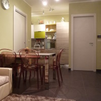 Una cucina dietro l'angolo