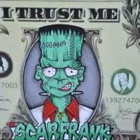 The Arch Villain's Dollar