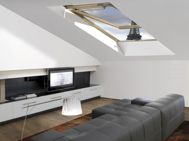 Sui tetti di parigi aifaicasa - Finestre sui tetti ...